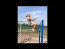 Обаятельная гимнастка - Malin Malle Jansson 2