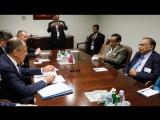 С.Лавров и глава МИД Бангладеш