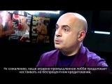Юморист Михаил Грушевский в программе Михаила Козырева