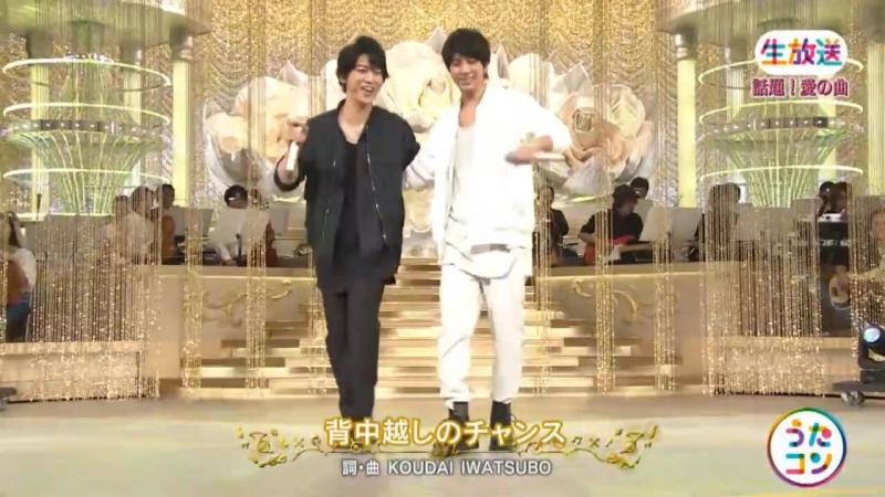 2017-05-16 魁!musicうたコン:亀梨和也&山下智久 - Dailymotion影片