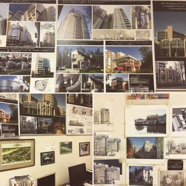Специалисты компании ТТ Консалтинг проконсультировали архитектурную мастерскую С.М. Зельцмана по вопросам оптимального содержания веб-сайта