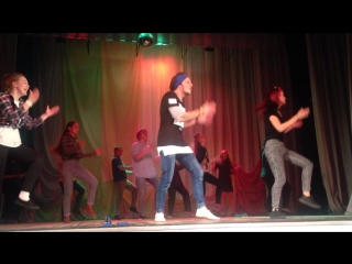 Танец вожатых