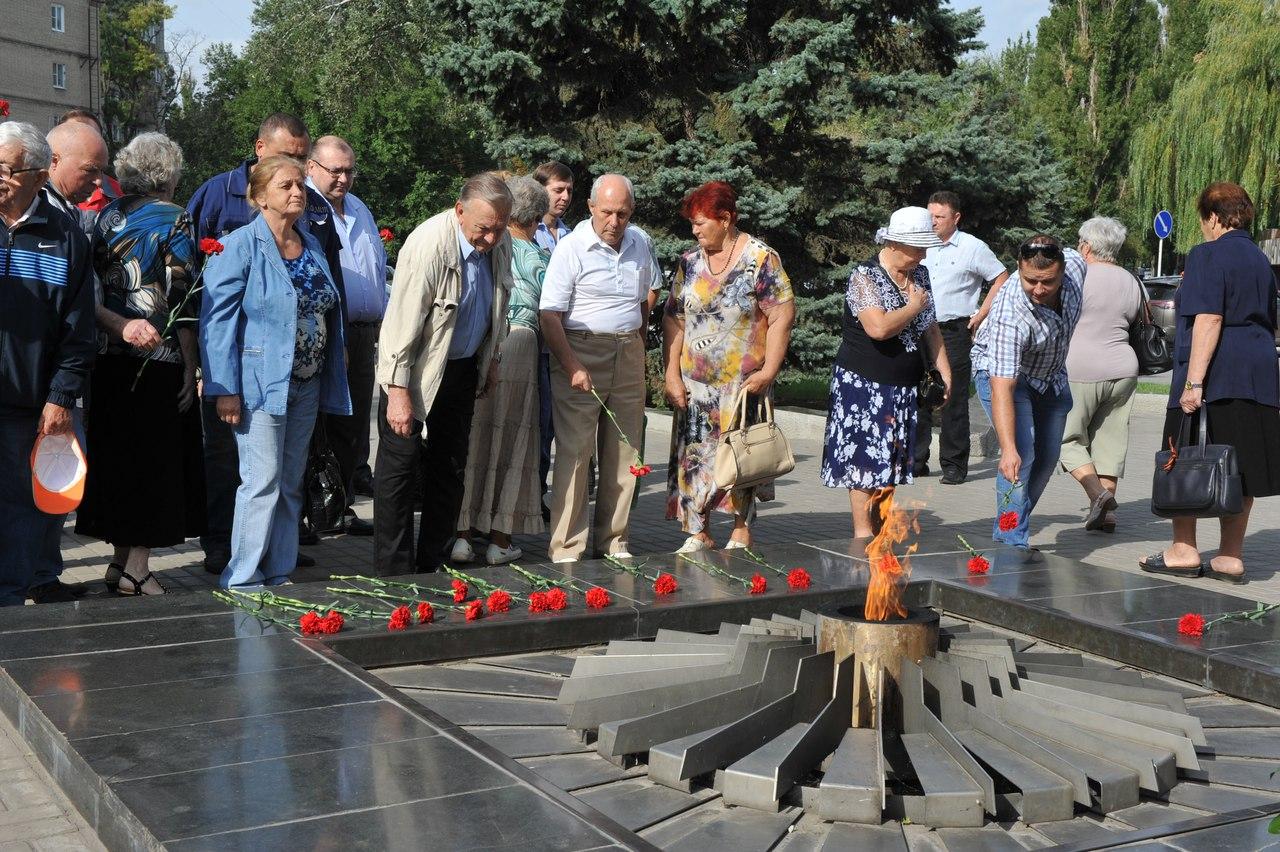 ТАГМЕТ принял участие в торжествах, приуроченных к Дню освобождения Таганрога