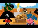 Сможете ли вы решить задачку про пиратов Озвучка DeeAFilm
