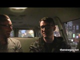 Xiu Xiu's Jamie Stewart in the Backseat of a Van