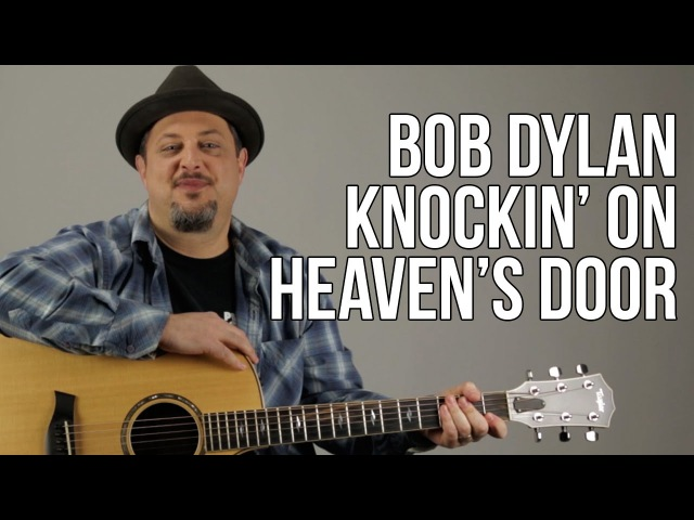 Knocking on Heavens Door - Super Easy Acoustic Songs for Guitar - Guitar Lesson