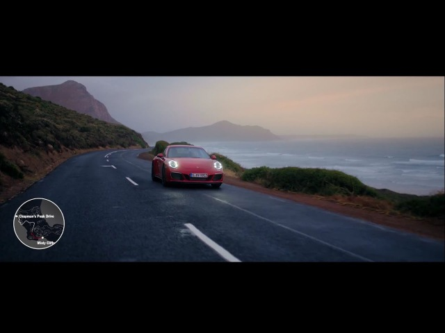The most beautiful routes driven by Porsche – Road 2: Roadbook of Cape Town, South Africa