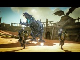 ARK Survival Evolved - PS4 Game Launch Trailer