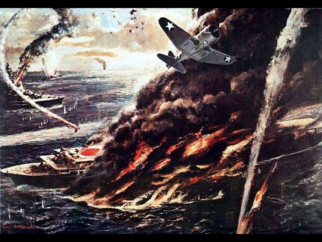 Тихий океан 2 серия Битва в Коралловом море