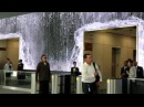 Glorious Award-Winning Waterfall!! Salesforce Lobby, San Francisco