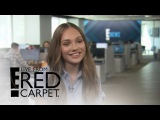 Maddie Ziegler Reveals Inspiration Behind Her Book E! Live from the Red Carpet