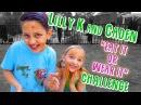 Lilly K Caden Eat it or Wear it CHALLENGE • Dance Moms