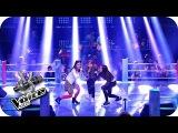 Ariana Grande - Focus (Sanie, Anne, Maria) The Voice Kids 2016 Battles SAT.1