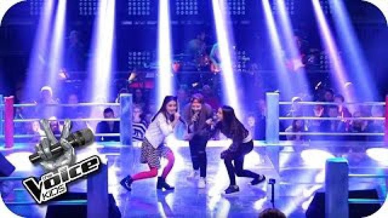 Ariana Grande - Focus (Sanie, Anne, Maria) | The Voice Kids 2016 | Battles | SAT.1