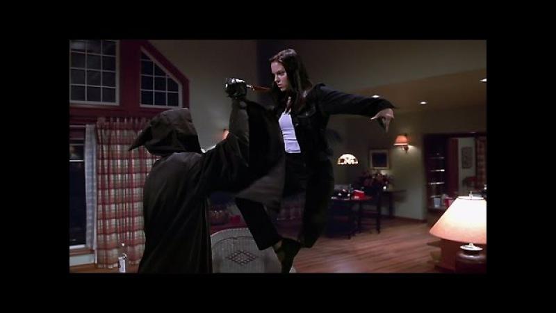 Пародия на матрицу Очень страшное кино 2000 cцена 7 7 QFHD