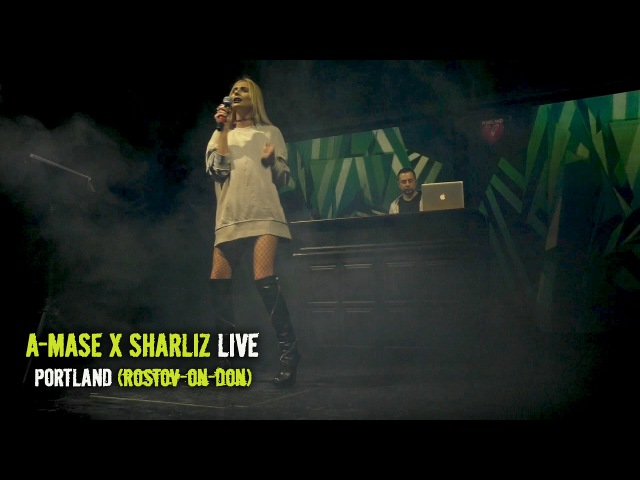 A-Mase Sharliz LIVE (Portland/RnD 14 02 2017)