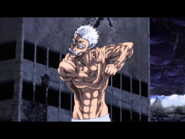 One Punch Man AMV - Saitama vs Boros