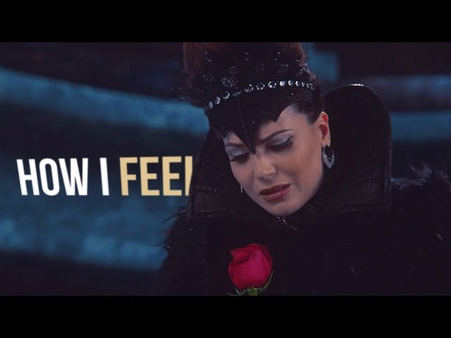 The evil queen | how I feel