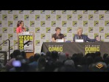 X-Files Panel: David Duchovny and Dirk Maggs (Comic Con International: San Diego 2017)
