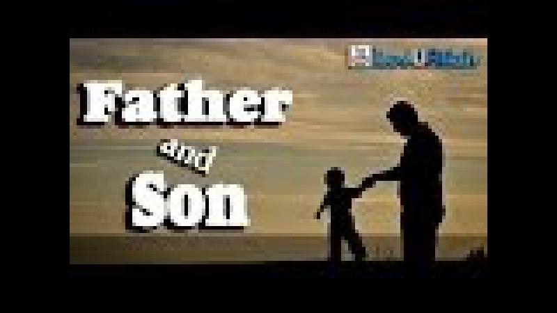 Father And Son ᴴᴰ | *Emotional Hadith* | Bilal Assad