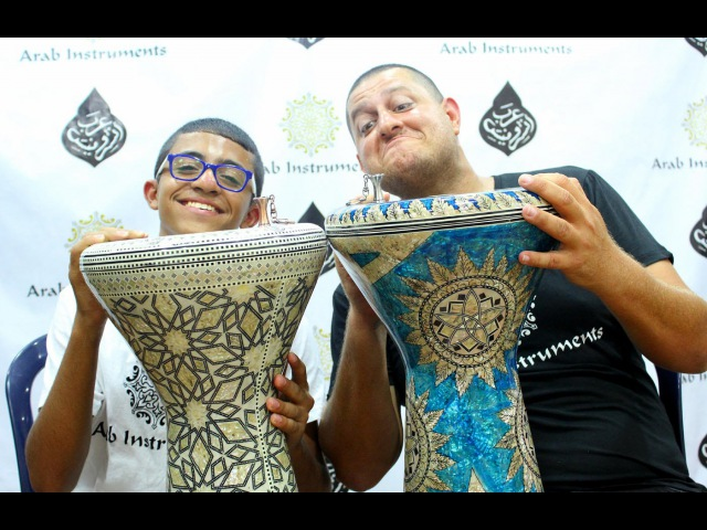 Darbuka - Just Wait to the End - Sombaty Plus Solo