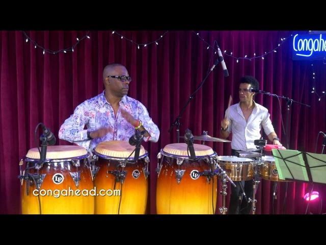 Miguel Valdes The N.Y. Cuban Boys Ft. Pepito Gomez perform Puerto Padre