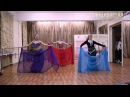 Восточный танец с платком Группа Хановой Дарьи Отчетный концерт 17 12 16
