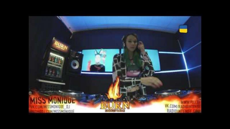 Miss Monique - Live @ Radio Intense 10.05.2017