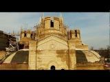 РПЦ недострой. Храм Иоанна Кронштадского в Нелидово. 4K. 2160P.