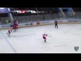 КХЛ (Континентальная хоккейная лига) - Моменты из матчей КХЛ сезона 16/17 - Гол. 3:1. Андронов Серге