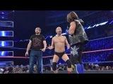 WWE James Ellsworth's Finisher - No Chin Music (Superkick) 2016