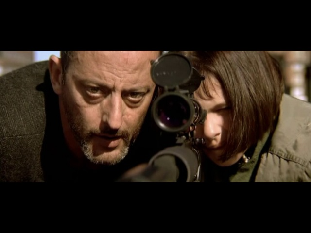 Leon The Professional. Sting - Shape of my heart.