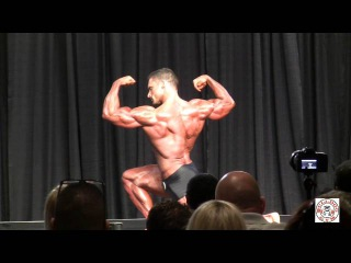 2016 Miami Muscle Beach IFBB Pro Men's Classic Physique All Competitors