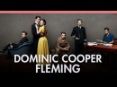 Dominic Cooper and Lara Pulver on 'Fleming'