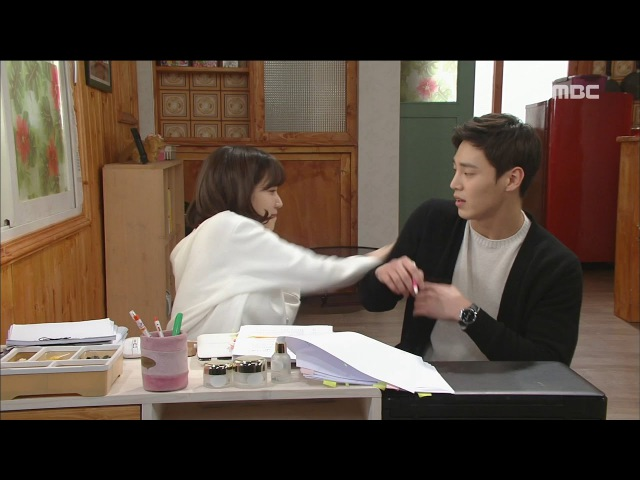 [Father I'll Take Care of You] 아버님 제가 모실게요- Taehwan ♥Eunbin bickered like couple 20170107