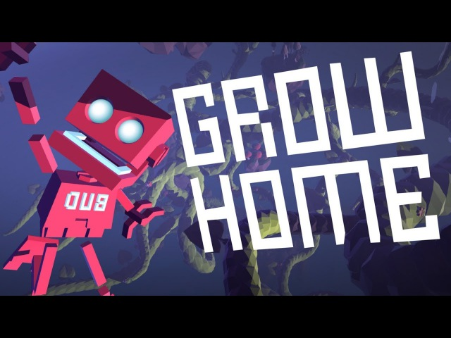 Grow Home № 3 - Звёздный росток всё выше