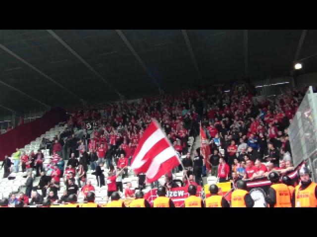 Cracovia Krakow 0:0 Widzew Łódź |20\04\2012| \Doping Kibicow Widzewa/