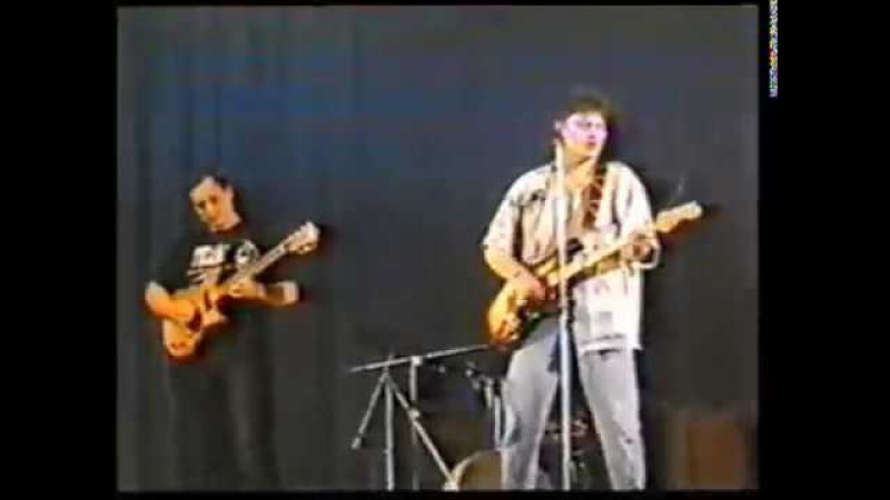 СЕКТОР ГАЗА Концерт в Серпухове 28 12 1995