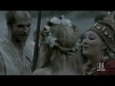 Floki Married To Helga, Aethelwulf Married To Judith - THE VIKINGS SEASON 2