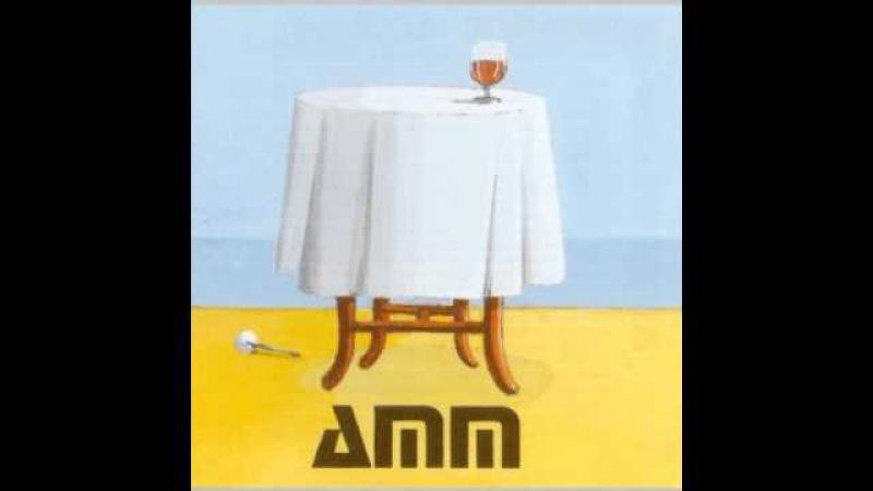 AMM - The Nameless Uncarved Block [Full Album]