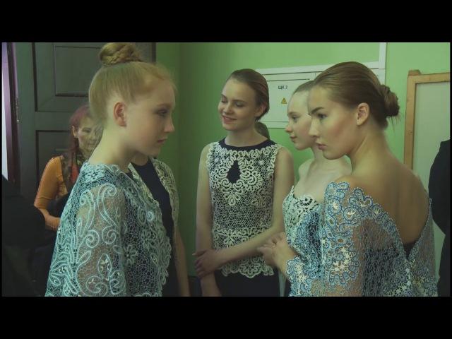 Роскошные наряды для особых случаев и повседневный шик представили в Вологде