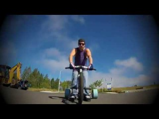 Drift Trike Dude - The Final Chapter