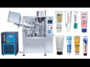Automatic Composite Plastic Tube Filling and Sealing Machine Chinese Manufacturer Price