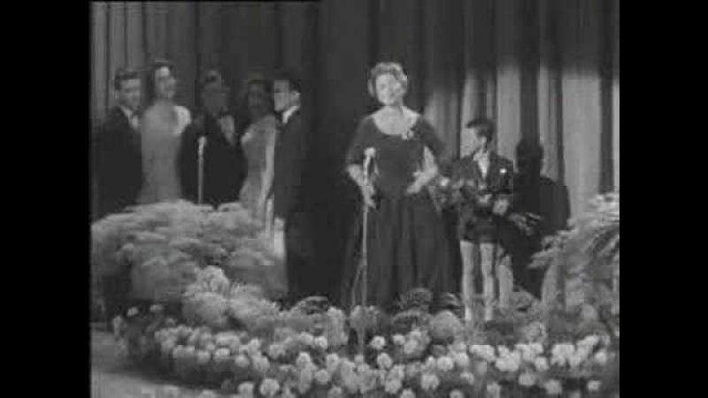 ESC-Schweiz Lys Assia-Refrain (1956)