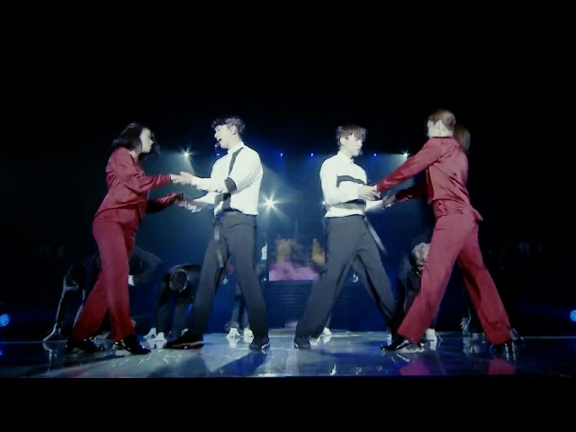 Junho Chansung (2PM) - VERSUS @ GALAXY OF 2PM