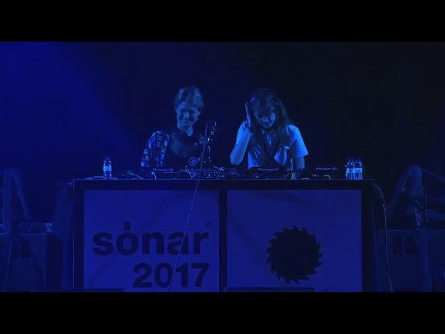 Avalon Emerson Courtesy - Live @ Festival Sónar 2017