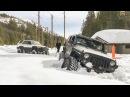 Forcyde Trail Eagle Lakes Snowrun Snow wheeling