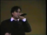 Валерий Меладзе Девушкам из высшего общества во Владикавказе 1998 г.