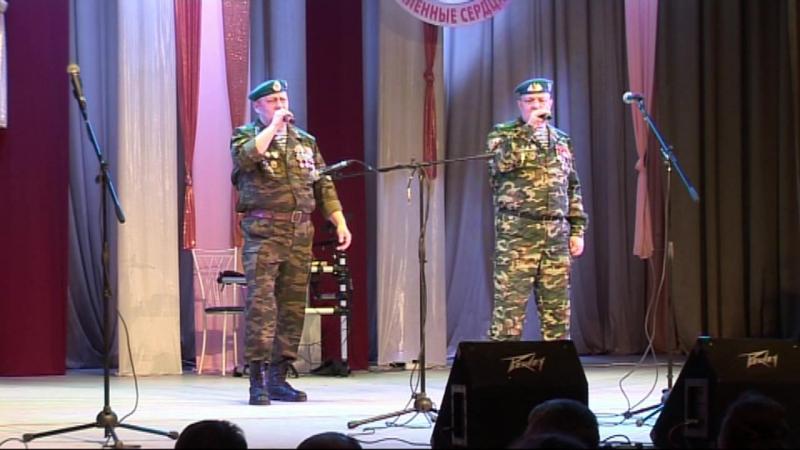 Братья Швецовы. ВДВ. с песней Боевое братство 10.12.2016 г. Новоуральск