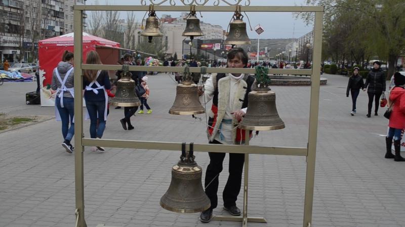 Пасхальный колокольный звон 2017 Антипасха (Красноармейский район)